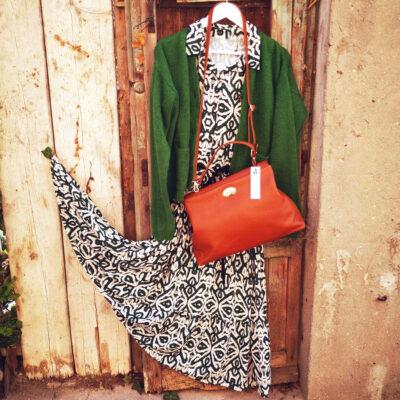 Vestito a fantasia Verde