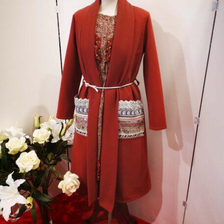 cappotto bordeaux ricamato (4)