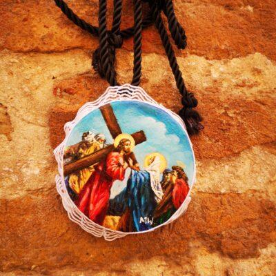 Collana Collier Gesù
